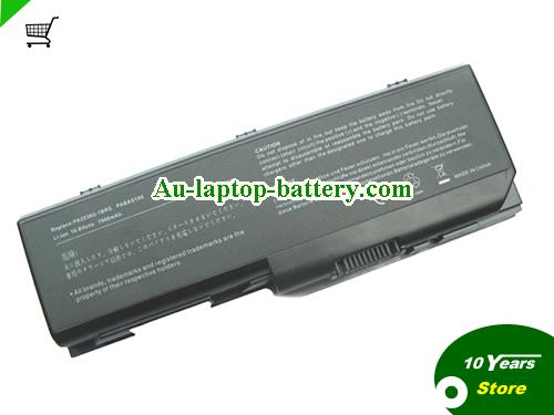 AU New TOSHIBA PA3536U-1BRS Replacement Battery For Toshiba Satellite L350 L355 Satellite P200 Laptop