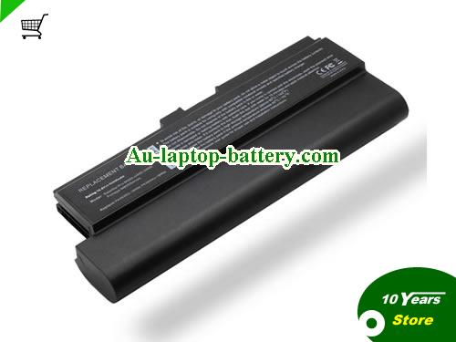 TOSHIBA PA3636U-1BAL Battery 10400mAh 10.8V Black Li-ion
