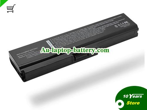 TOSHIBA PA3636U-1BAL Battery 5200mAh 10.8V Black Li-ion