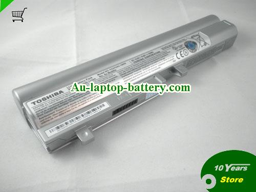 AU Toshiba PA3734U-1BRS, Satellite NB200, Mini Notebook NB205-N3xx series Battery 63WH 6-Cell