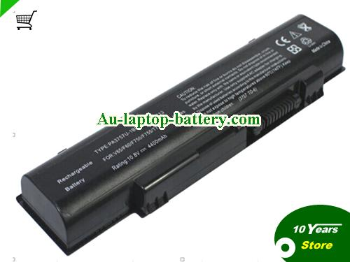 AU New TOSHIBA PA3757U-1BRS PABAS213 Replacement Battery for Toshiba Toshiba Qosmio F60 F60-00M F60-10H Series Laptop