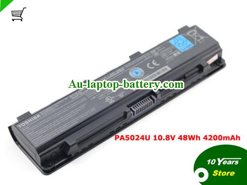 AU Genuine TOSHIBA PA5024U-1BRS battery for Toshiba Satellite C850 C855D C855-S5206 C855-S5214