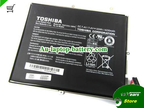 AU Genuine PA5123U-1BRS Battery for Toshiba Excite Pro 7.4v 33Wh