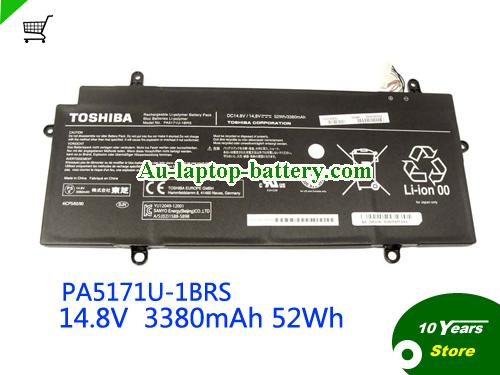 AU Toshiba PA5171U-1BRS Battery For CB30 CB35 Chromebook 3380mAh