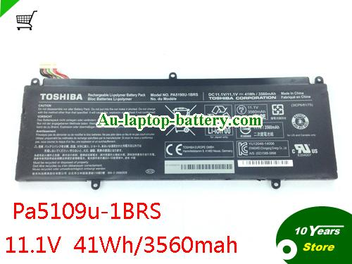 AU Toshiba PA5190U-1BRS Battery For Satellite Click 2 Pro Laptop