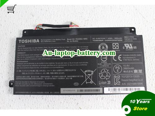 AU Toshiba PA5208U-1BRS Battery For CB30 Satellite Radius 15 Series
