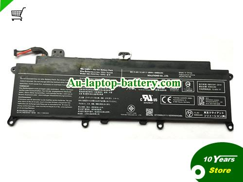 AU Toshiba PA5278U-1BRS Battery For Portege X30 Laptop 4080mAh