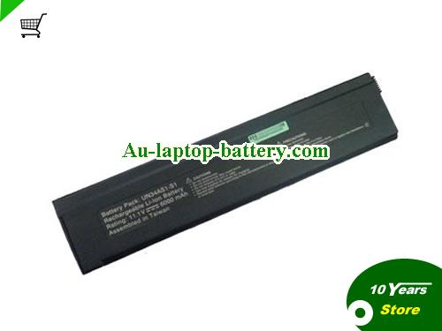 UNIWILL N35BS2 Battery 6000mAh 11.1V Black Li-ion