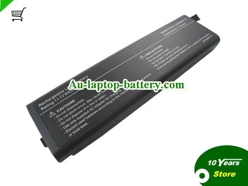 UNIWILL 23-U54053-22 Battery 6000mAh 11.1V Black Li-ion