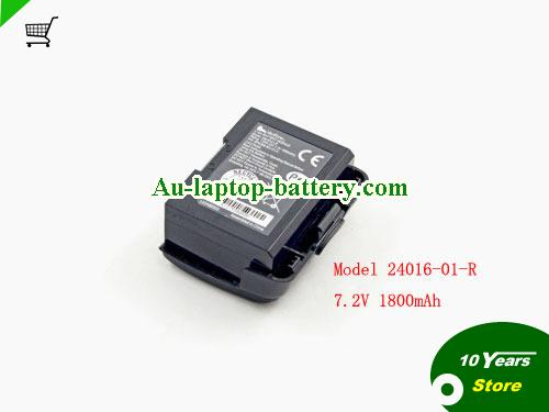 AU VerFone 24016-01-R POS VX670 VX680 wireless terminal Battery