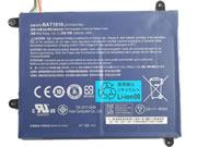 ACER BAT1010 934TA001F for Iconia Tab A500 A501 10.1in A500-10S32u battery 7.4V 3260MAH