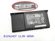 ASUS B31N1407 Battery For B451 B451JA B451JA-1A Laptop