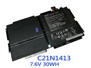 ASUS C21N1413 battery For Transformer Book T300 T300A 7.6V
