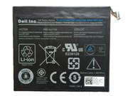Dell BTYGAL1 OKGNX1 Battery pack 23wh 11.1V