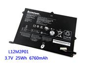 L12N2P01 L12M2P01 Battery For Lenovo IdeaPad Miix 10 Tablet