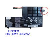 Genuine L15C2PB1 Battery For Lenovo Yoga 510 Series