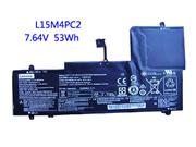 Lenovo L15M4PC2 Battery Rechargeable For YOGA 710-14 Series