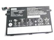 L17M3P52 Battery 01AV447 For Lenovo ThinkPad R480 Laptop