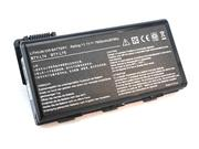 Replacement Laptop Battery for  7800mAh CELXPERT BTY-L74, 91NMS17LD4SU1, BTY-L75, 91NMS17LF6SU1,