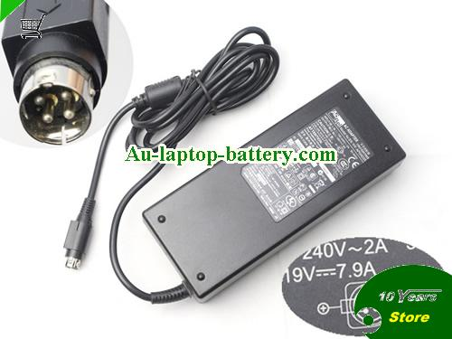 APL3AD25 ACBEL 19V 7.9A Laptop AC Adapter, 150W