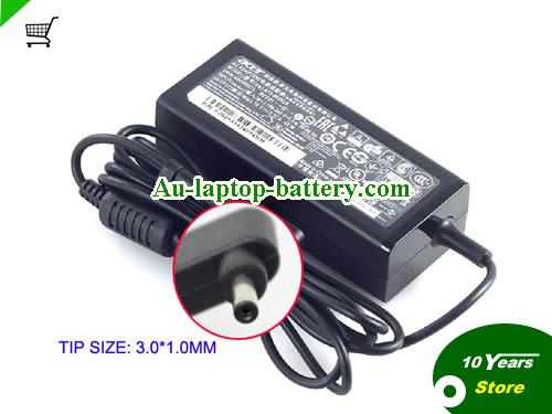 ADP-45HE B ACER 19V 2.37A Laptop AC Adapter, 45W