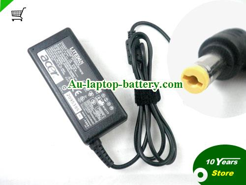 Aspire 2026WLMi ACER 19V 3.42A Laptop AC Adapter, 65W