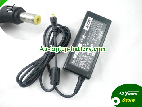 ASPIRE 1413 ACER 19V 3.42A Laptop AC Adapter, 65W