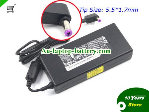 ADP-135KB T ACER 19V 7.1A Laptop AC Adapter, 135W