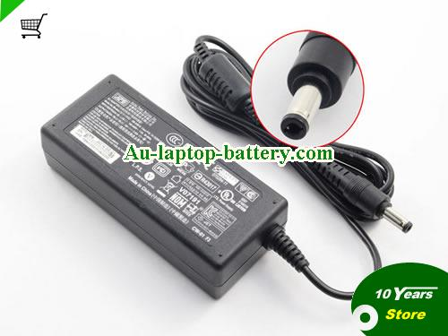 NB-65B19 APD 19V 3.42A Laptop AC Adapter, 65W