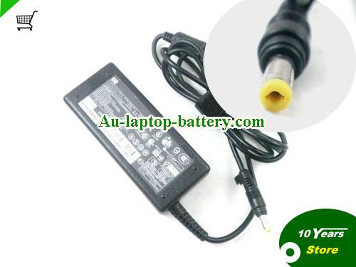 120765-001 COMPAQ 18.5V 3.5A Laptop AC Adapter, 65W