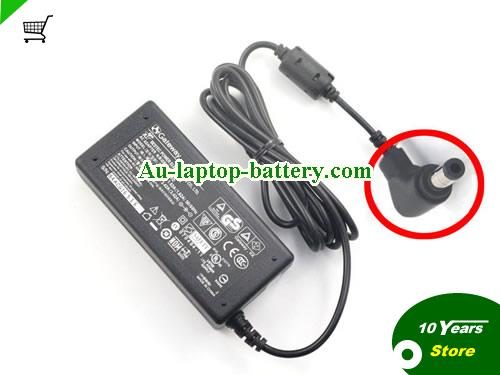 103905 GATEWAY 19V 3.42A Laptop AC Adapter, 65W