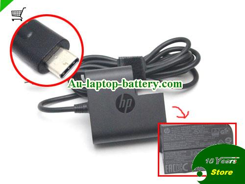 860210-850 HP 20V 2.25A Laptop AC Adapter, 45W