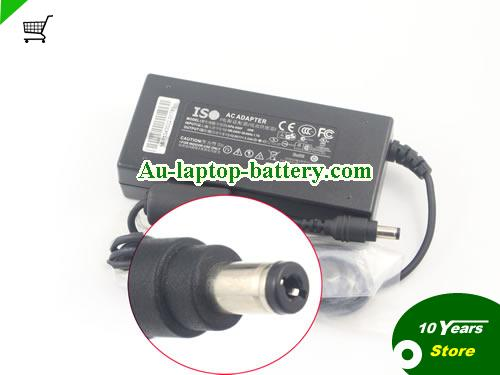 KPA-040F ISO 12V 3.33A Laptop AC Adapter, 40W