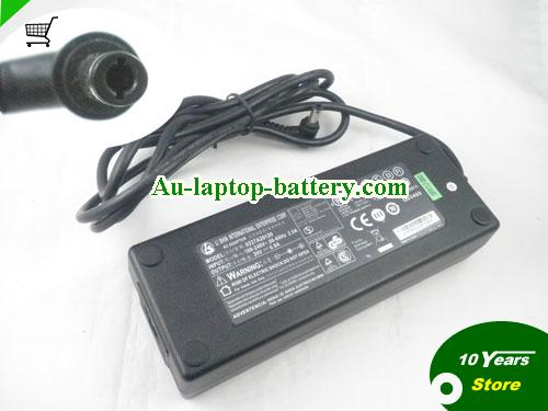 367T ACER 20V 6A Laptop AC Adapter, 120W