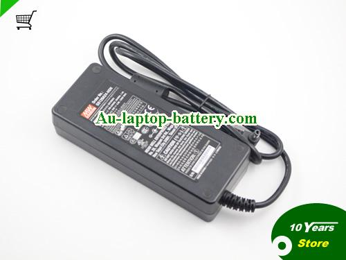 AU MEANWELL 24V 5A 120W Laptop ac adapter