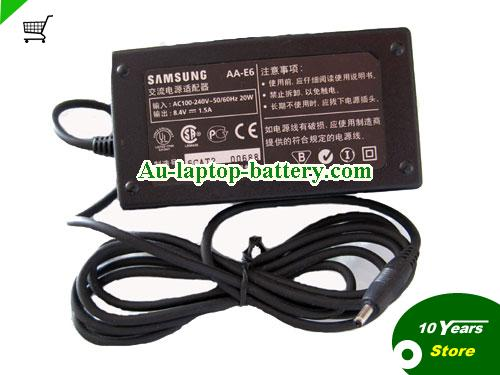 SAMSUNG  8.4V 1.5A Laptop AC Adapter