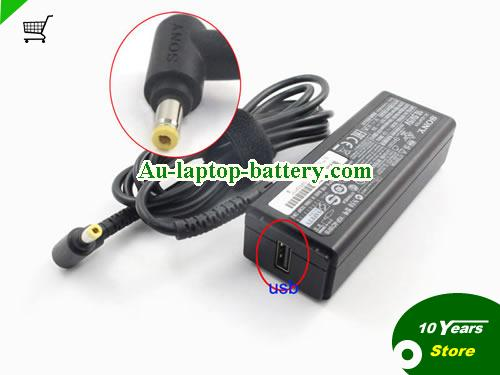 AU SONY 10.5V 3.8A 45W Laptop ac adapter
