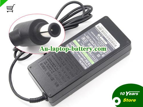 VGP-AC19V16 SONY 19.5V 6.2A Laptop AC Adapter, 121W