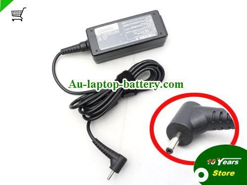 ADP36JH F TOSHIBA 12V 3A Laptop AC Adapter, 36W