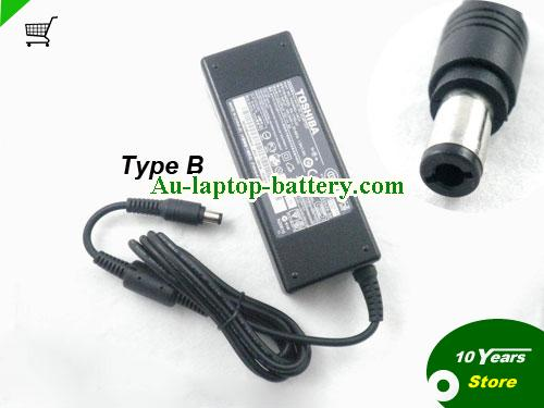 PA3083U-1ACA TOSHIBA 15V 5A Laptop AC Adapter, 75W