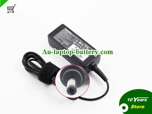 AU TOSHIBA 19V 2.37A 45W Laptop ac adapter