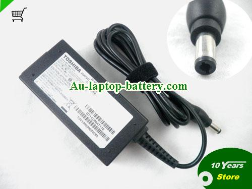 PA5096-1ACA TOSHIBA 19V 2.37A Laptop AC Adapter, 45W