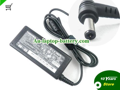 A000007020 TOSHIBA 19V 3.42A Laptop AC Adapter, 65W