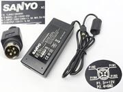 SANYO 12V 5A ac adapter