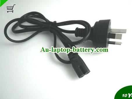 AU 1.2m C7 Adapter Power cable, light
