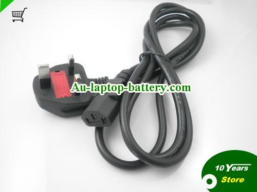 TV, LCD, LED adpater , Desk PC UK Stand C13 Power cord with fused,